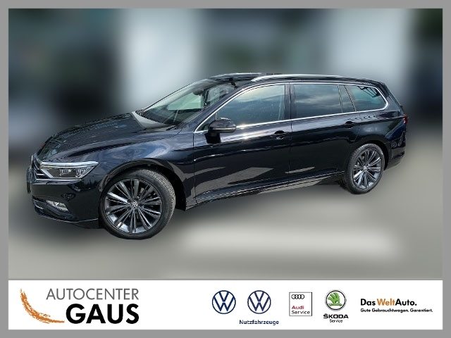 Volkswagen Passat Var. Business 2.0 TDI DSG AHK Navi Pano, Jahr 2019, Diesel