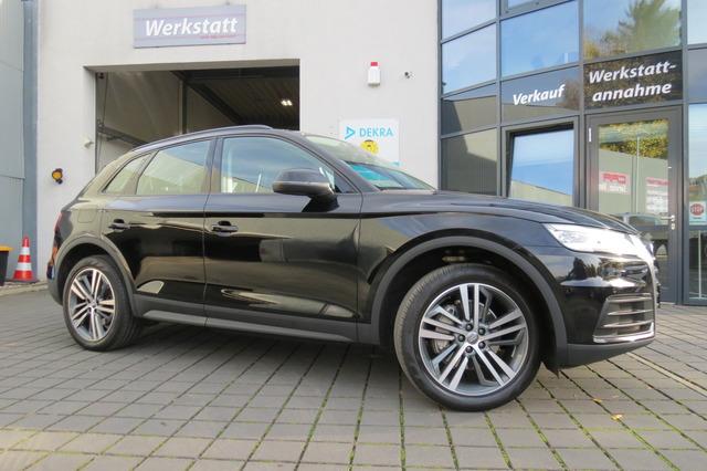 Audi Q5 2.0 TDI Quattro Exclusive Pano/20Zoll/e-Klapp, Jahr 2017, Diesel