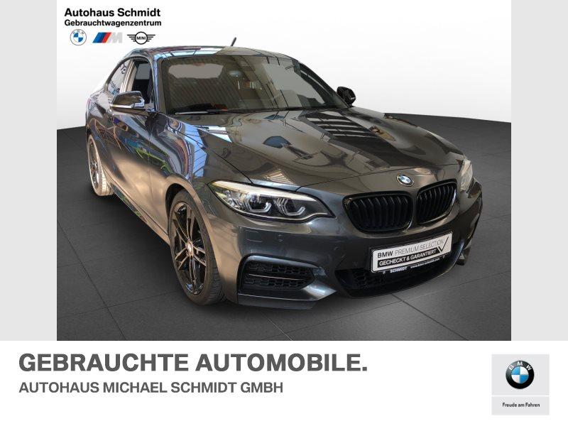 BMW M240i xDrive FAHRWERK+ACC+DAB+HARMAN KARDON+, Jahr 2019, Benzin