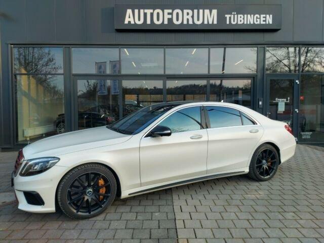 Mercedes-Benz S 65 AMG Lang *KERAMIK Bremsanlage*NIGHTP*VOLL*, Jahr 2016, Benzin