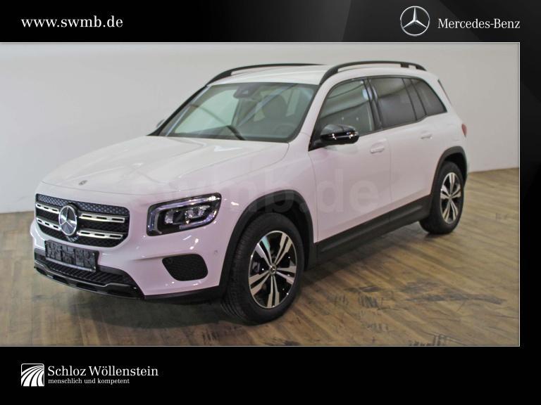 Mercedes-Benz GLB 250 4M Progressive/NightP./MBUX/LED/CarPlay, Jahr 2020, Benzin