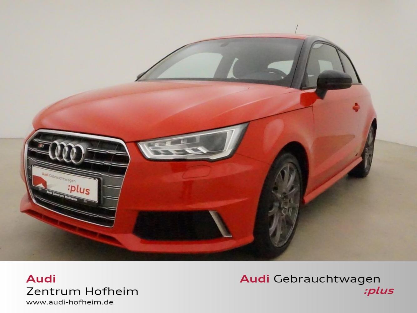 Audi S1 2.0 TFSI qu. 170kW*Xenon+*PDC*Radio*Klima*SHZ, Jahr 2014, Benzin