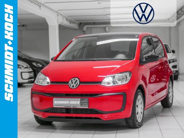 Volkswagen up! 1.0 BMT move up! Roof Pack, Bluetooth, Jahr 2019, Benzin