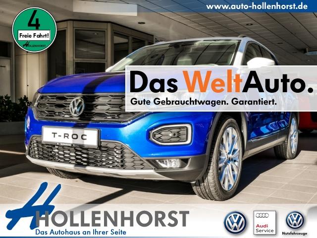 Volkswagen T-Roc 2.0 l TDI 110 kW (150 PS) Style 4MOTION Navi, Jahr 2018, Diesel