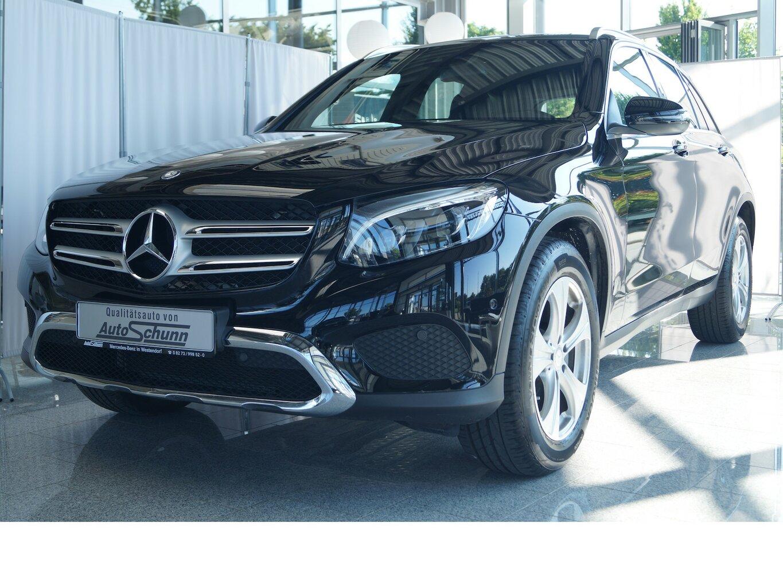 Mercedes-Benz GLC 250 4M LUXURY-SITZHEIZ-TEMPOMAT-KLIMA-MBUX, Jahr 2016, Benzin
