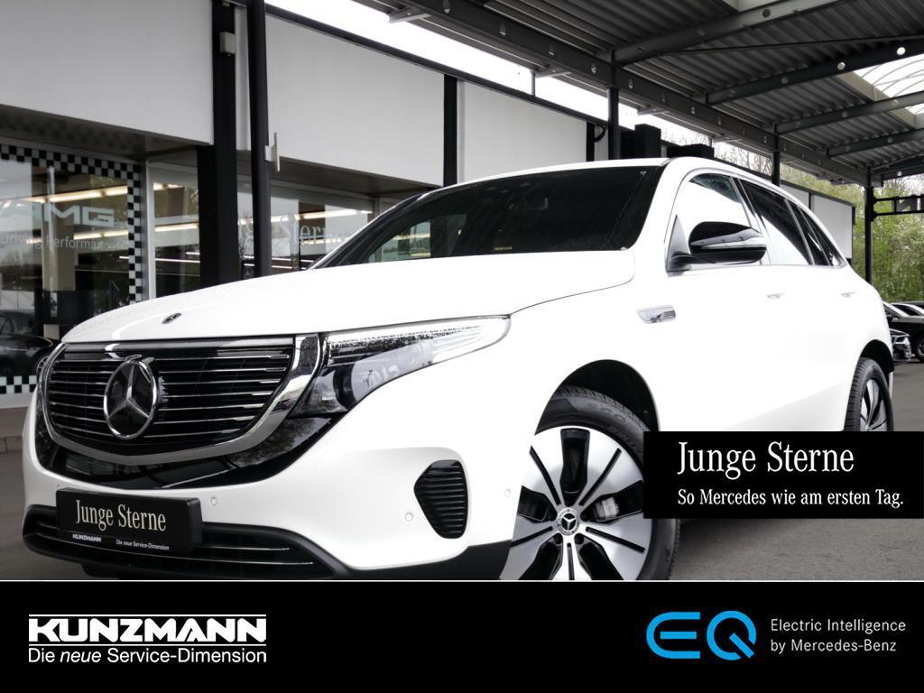 Mercedes-Benz EQC 400 4M AMG MBUX Navi Distronic Schiebedach, Jahr 2020, Elektro