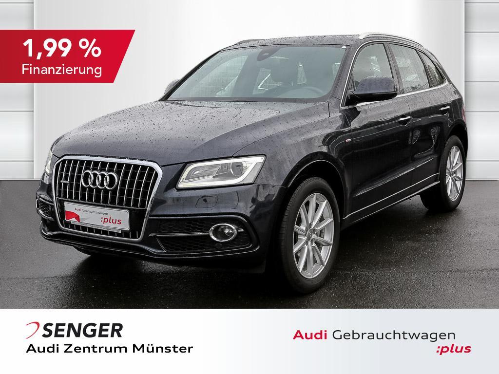 Audi Q5 quattro TDI 3.0 S line Standheizung Kamera, Jahr 2015, Diesel