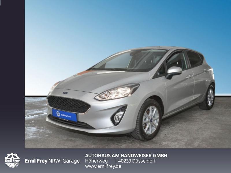 Ford Fiesta 1.1 COOL&CONNECT, Navi, Ganzjahresreifen, Jahr 2019, Benzin