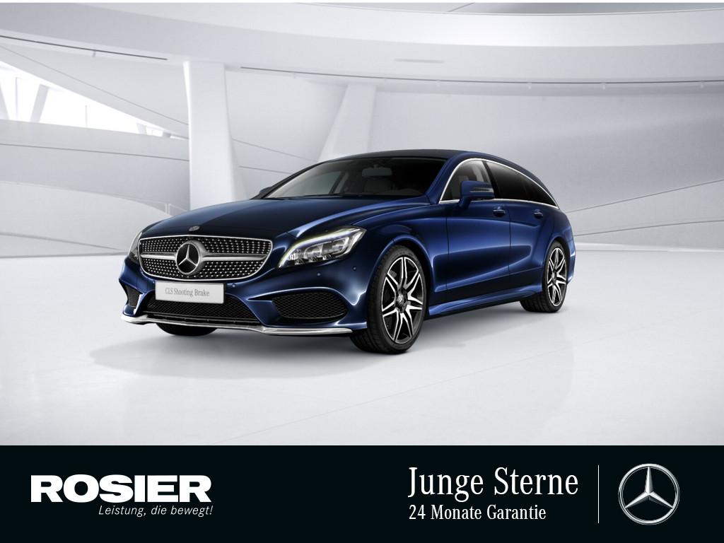 Mercedes-Benz CLS 500 SB 4M, Jahr 2016, Benzin