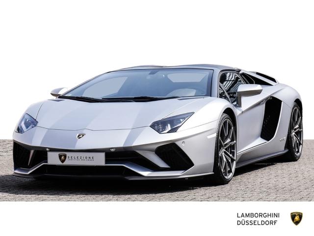 Lamborghini Aventador S Roadster, Gridio Artis Matt, Jahr 2018, Benzin
