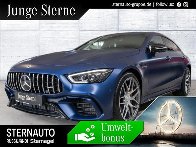 Mercedes-Benz AMG GT Cp. 4M Night-Paket Automatik COMAND Memory, Jahr 2018, Benzin