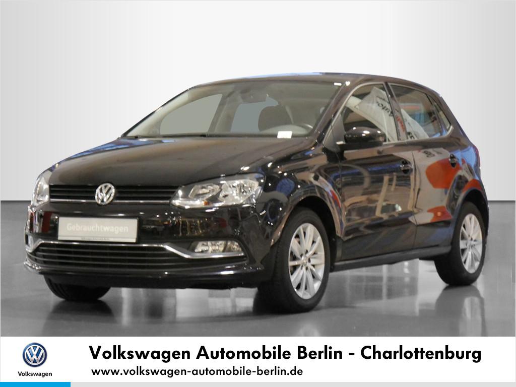 Volkswagen Polo 1.4 TDI Comfortline BMT, Jahr 2016, Diesel