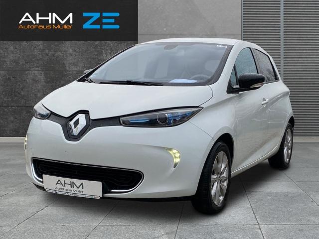 Renault ZOE Zen R240 22 kWh Akku *Mietbatterie*, Jahr 2020, Elektro