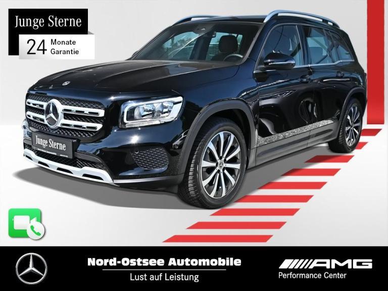 Mercedes-Benz GLB 180 d Style Navi Sitzheizung Tempo Kamera, Jahr 2020, Diesel
