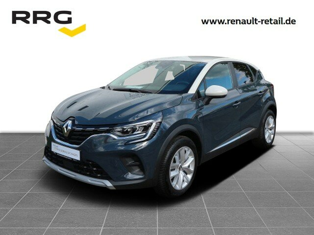 Renault Captur II Experience TCe 130 Klima, Navi, LED,, Jahr 2020, Benzin