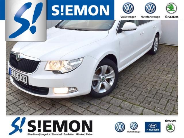 Skoda Superb Combi Ambition 2.0 TDI, Jahr 2012, diesel
