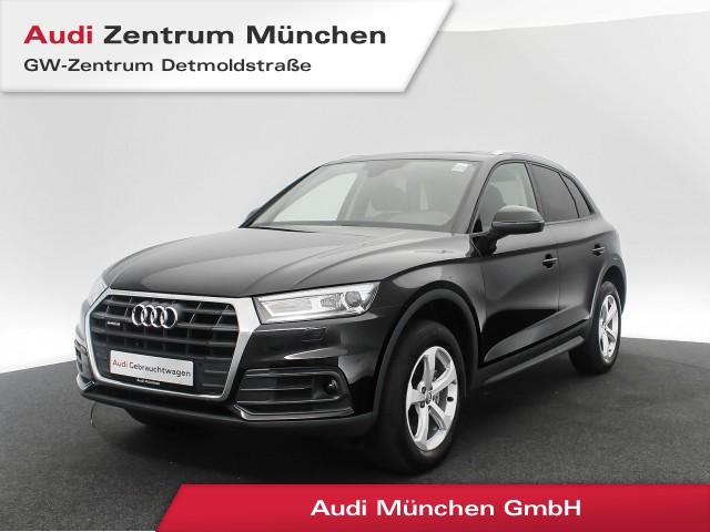 Audi Q5 40 TDI qu. Pano ACC Navi Xenon el.Sitze R-Kamera S tronic, Jahr 2019, Diesel