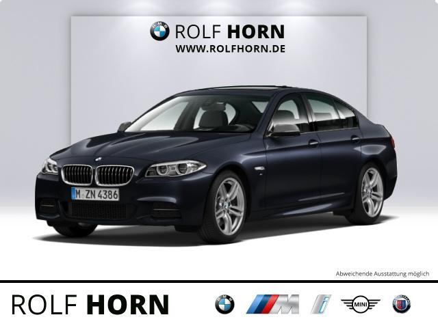 BMW M550d xDrive Limousine RFK Glasdach Navi LED H&K, Jahr 2016, Diesel