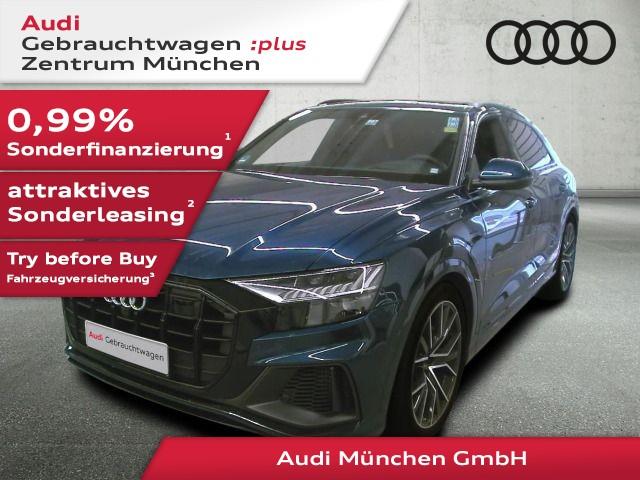 Audi SQ8 TDI tiptr. S-Sportsitz/StdHzg/Pano/Matrix/Kameras, Jahr 2019, Diesel