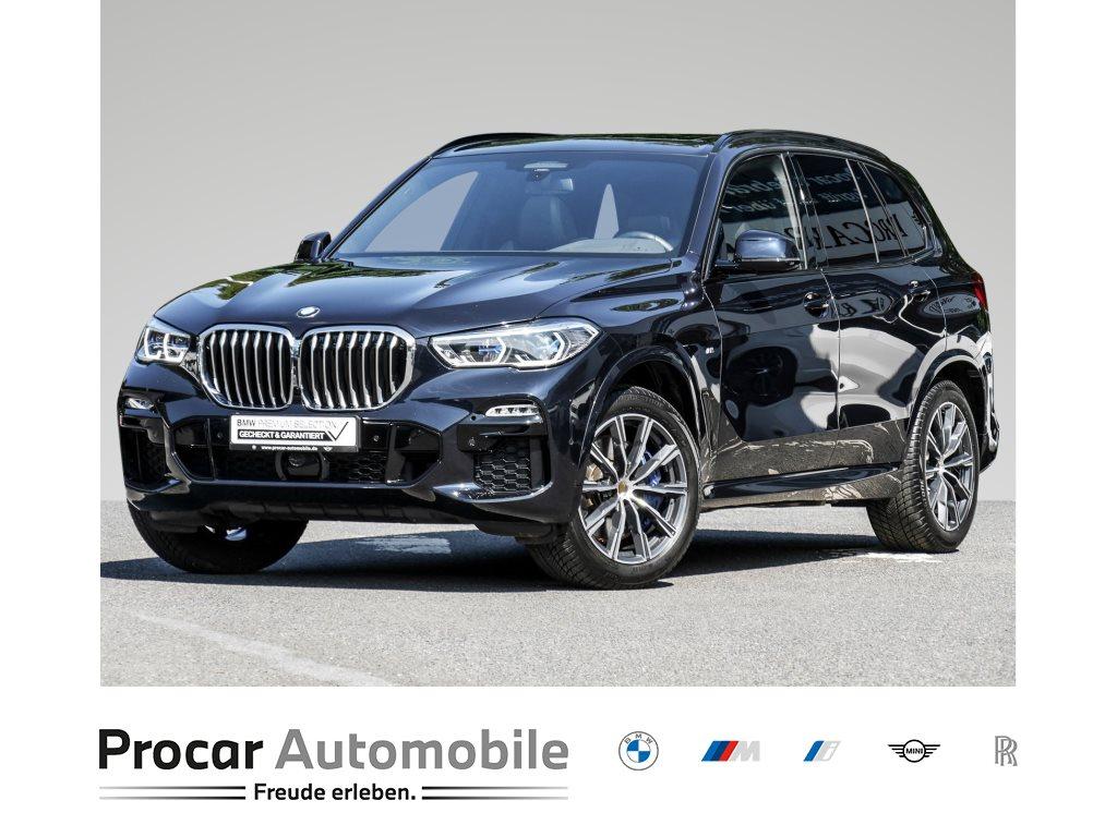 BMW X5 xDrive30d M-SPORT+LASERLICHT+AHK+HUD+DAB+PANO. DACH+HIFI, Jahr 2020, Diesel