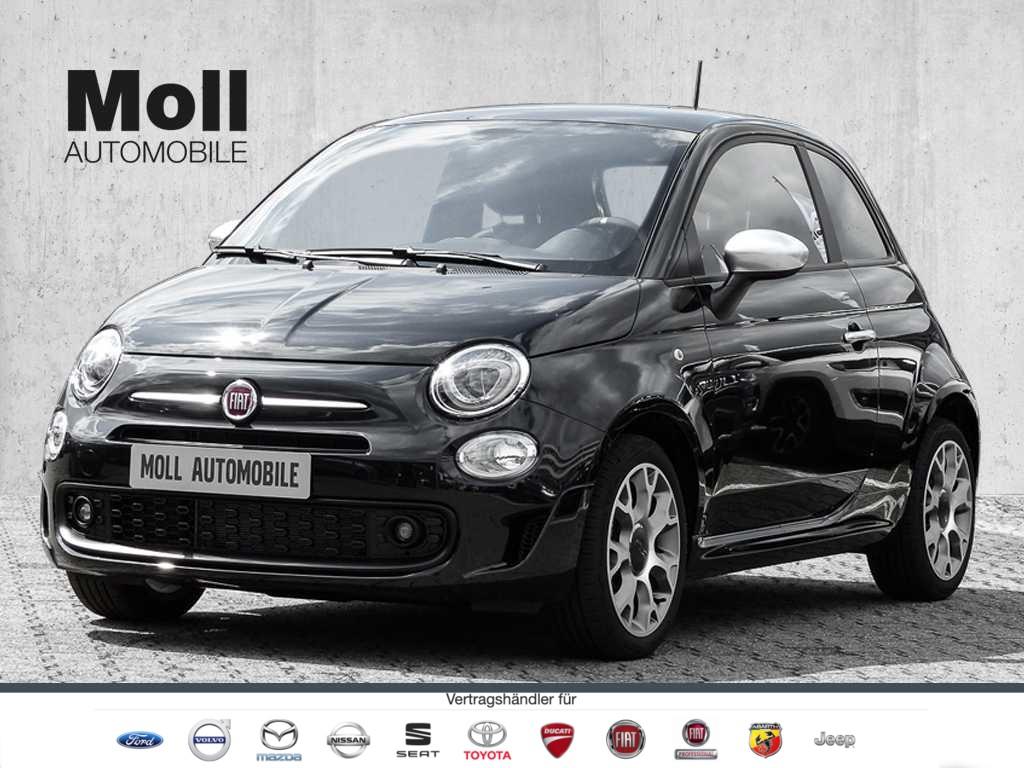 Fiat 500 Hybrid Serie 8 Rockstar - Klimaautomatik, Glasdach, Apple CarPlay, Jahr 2020, Benzin