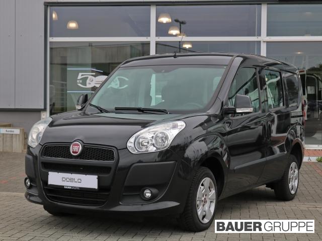 Fiat Doblo Kombi 1,6 Diesel SX 2xSchiebetür, Heckflügeltüren, Isofix, Jahr 2014, Diesel