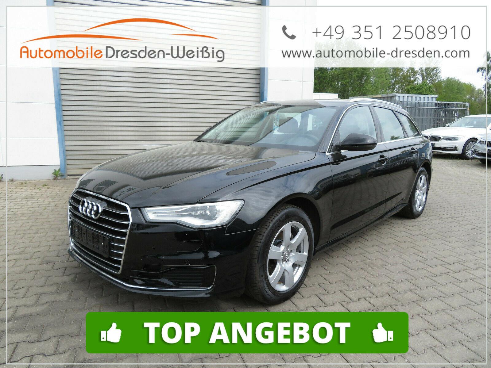 Audi A6 2.0 TDI ultra EU6*Navi*Bi Xenon*, Jahr 2015, Diesel