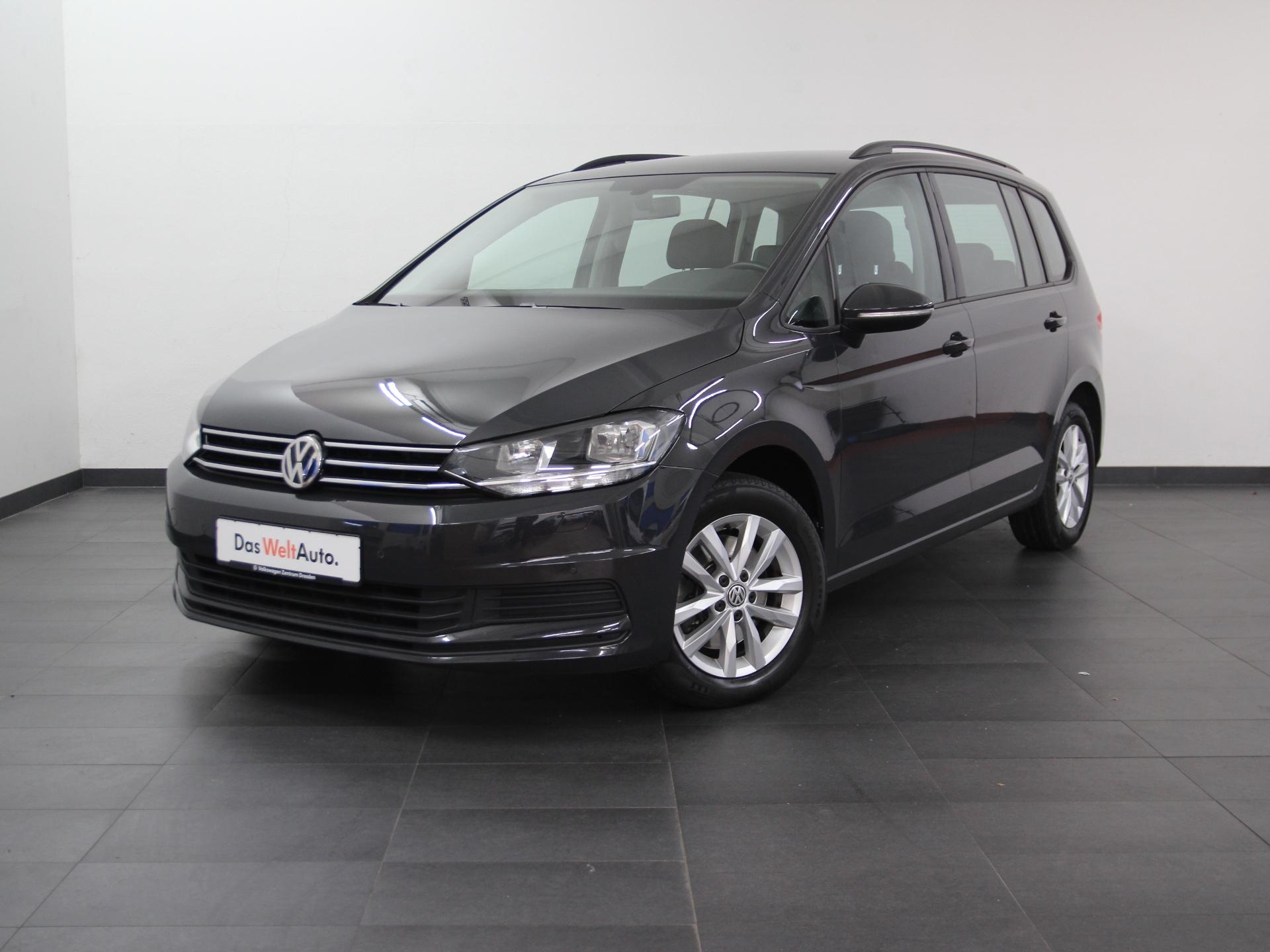 Volkswagen Touran Comfortline NAVI GRA SHZ PDC ab 2,99%, Jahr 2016, Diesel