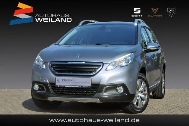Peugeot 2008 120 VTI Allure Klima, PSC, 1.Hand, Jahr 2014, Benzin