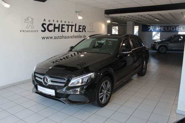 Mercedes-Benz C 220 BT 7G-Tronic,Navi,Shzg,Distronic Plus, Jahr 2015, Diesel