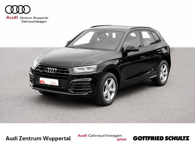Audi Q5 40TDI quatt. S-LINE LEDER R-KAM VIRTUAL DAB NAVI LED SHZ PDC GRA DRIVE SELECT 18ZOLL Sport, Jahr 2020, Diesel