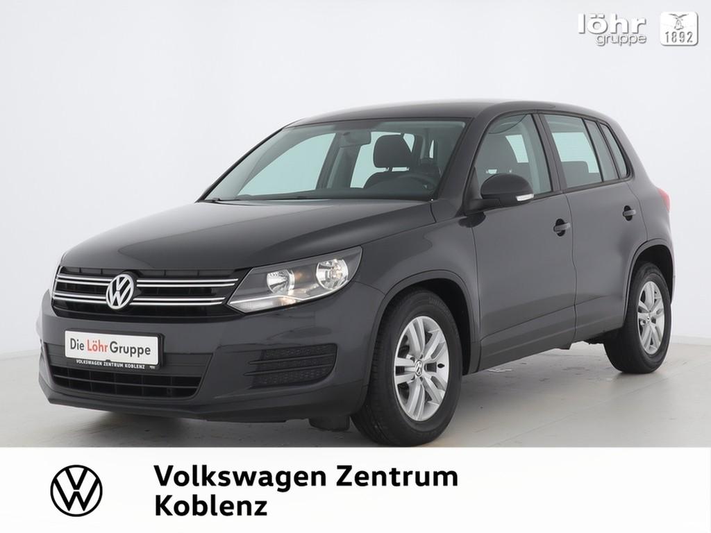 Volkswagen Tiguan 1.4 TSI Trend & Fun, Jahr 2015, Benzin