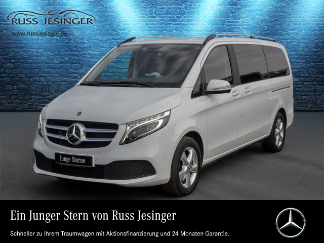 Mercedes-Benz V 300 d EDITION Lang / LED / AHK / Euro 6d Temp, Jahr 2019, Diesel