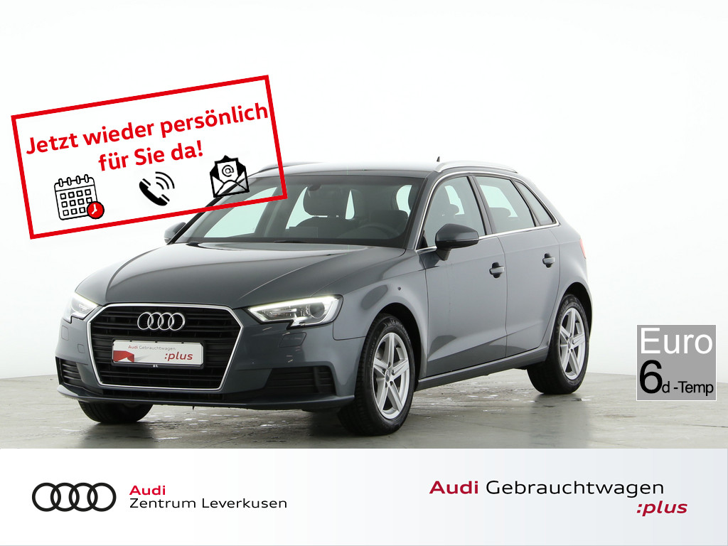 Audi A3 Sportback 35 TFSI, Jahr 2018, Benzin