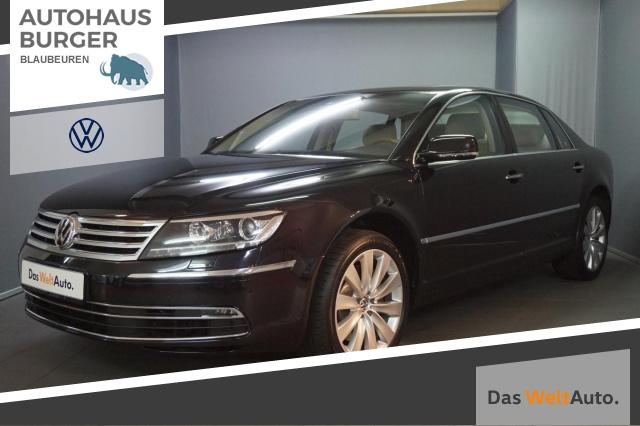 Volkswagen Phaeton 4.2 V8 Tipt lang ONLINEKAUF 2,99% Finanz., Jahr 2014, Benzin