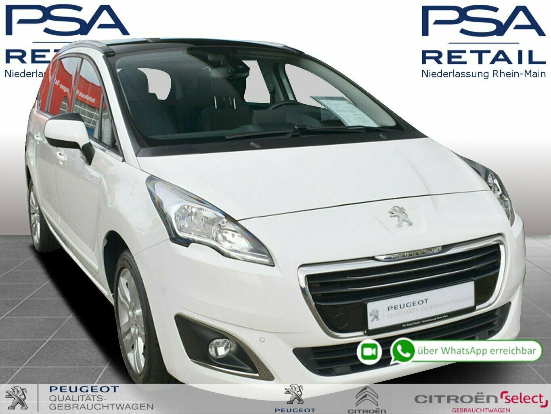 Peugeot 5008 Allure BlueHDi 150 *Navi/Kamera/7-Sitzer*, Jahr 2016, Diesel