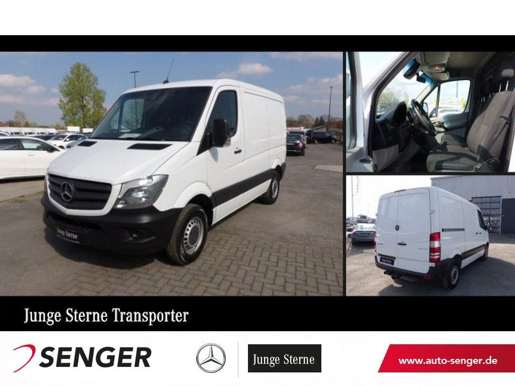 Mercedes-Benz Sprinter 210 CDI Kasten kompakt Navi AHK Holz, Jahr 2015, Diesel