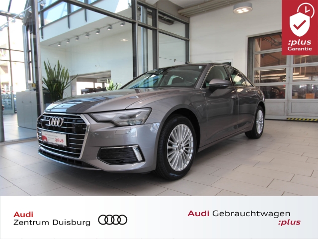 Audi A6 Limousine 35 TDI design LED Navi Keyless ACC, Jahr 2020, Diesel
