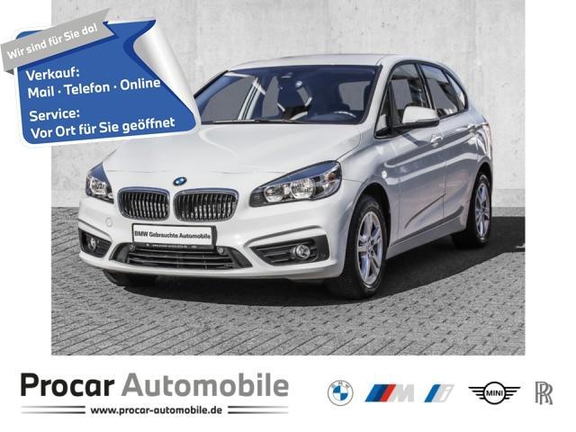 BMW 218 Active Tourer Advantage Aut. Klimaaut. PDC, Jahr 2018, Benzin