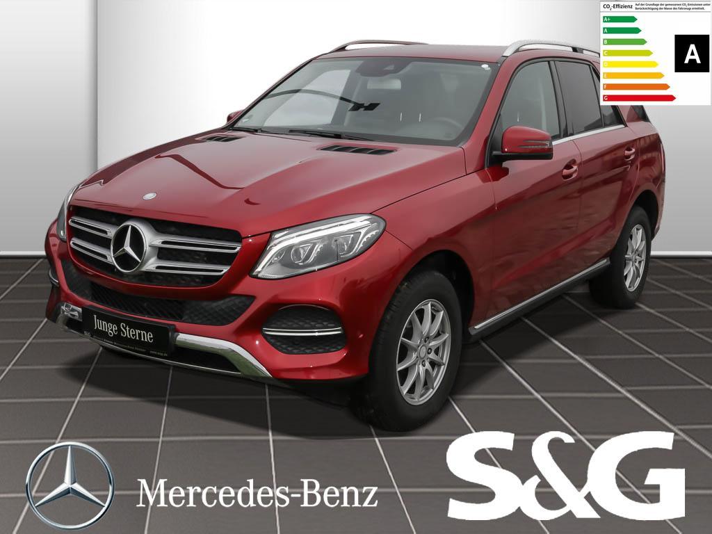 Mercedes-Benz GLE 250 d 4Matic Leder/Navi/LED-ILS/AHK/Parklenk, Jahr 2016, diesel