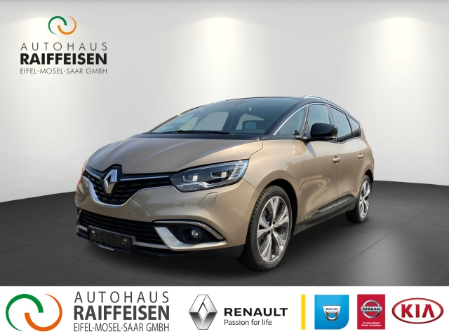 Renault Grand Scenic Intens 7-Sitzer Night-/Relax-Paket, Jahr 2017, Benzin