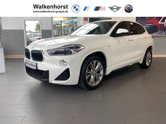 BMW X2 sDrive 18 i M Sport BusinessPaket Rückfahrkamera Navigation, Jahr 2018, Benzin