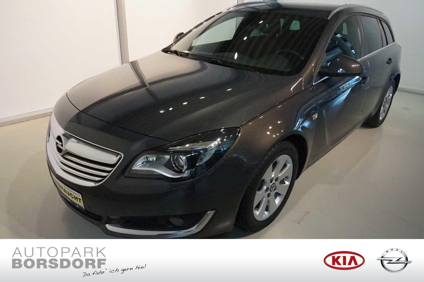 Opel Insignia 2.0 CDTI Sport Xenon Navi, Jahr 2014, diesel