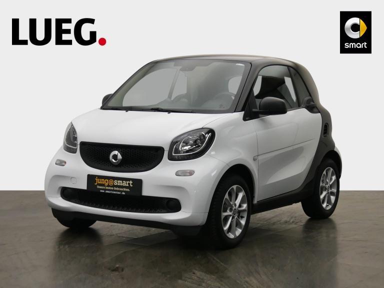smart fortwo coupé 52kW (71 PS) passion Pano., Jahr 2019, Benzin