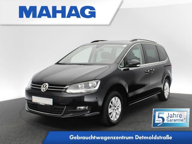 Volkswagen Sharan COMFORTLINE 1.4 TSI 7-Sitzer Navi PanoGroß ACC Standhz. 6-Gang, Jahr 2020, Benzin