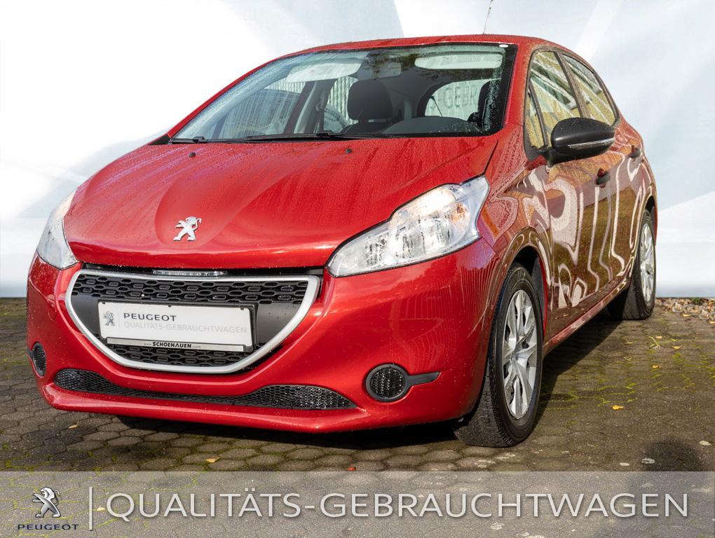 Peugeot 208 68 VTI ACCESS+GRA/B+RADIO-CD++, Jahr 2014, Benzin