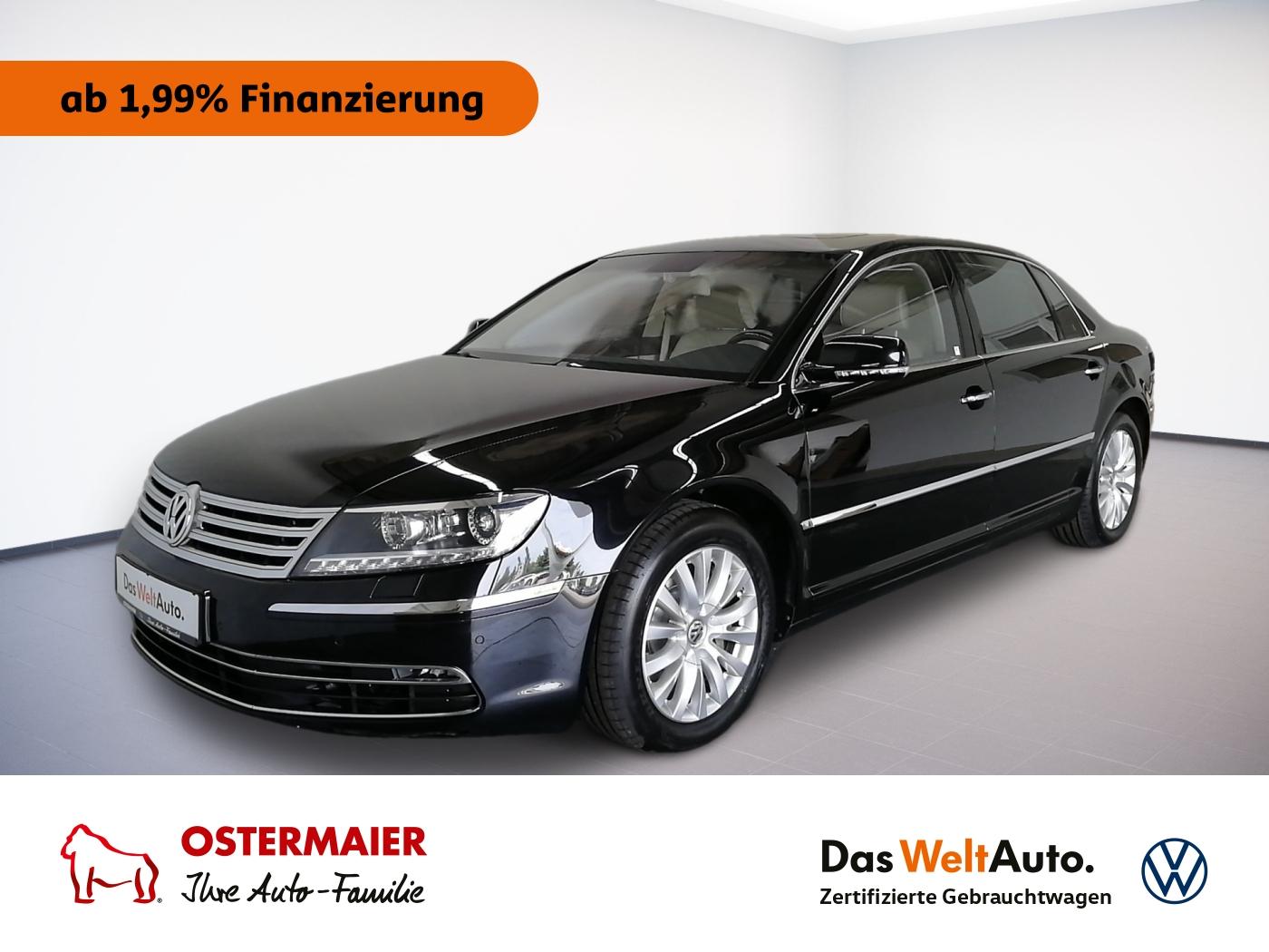 Volkswagen Phaeton lang 3.0TDI 245PS DSG 4M LUFT.KAMERA.NAV, Jahr 2015, Diesel