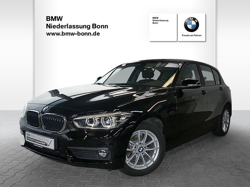 BMW 116i 5-Türer Advantage, Jahr 2017, Benzin
