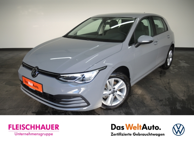 Volkswagen Golf VIII Life 1.0 TSI ACC EU6d, Jahr 2020, Benzin