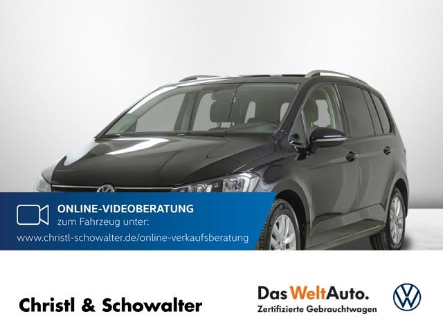 Volkswagen Touran Comfortline 1.4 TSI DSG ACC Climatronic, Jahr 2017, Benzin
